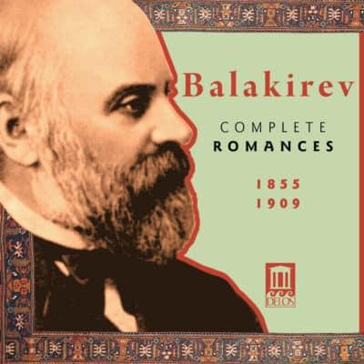 Balakirev Complete Romances