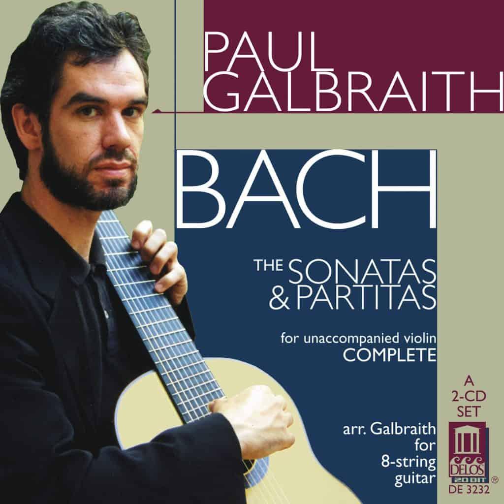 Paul Galbraith: Sonatas and Partitas