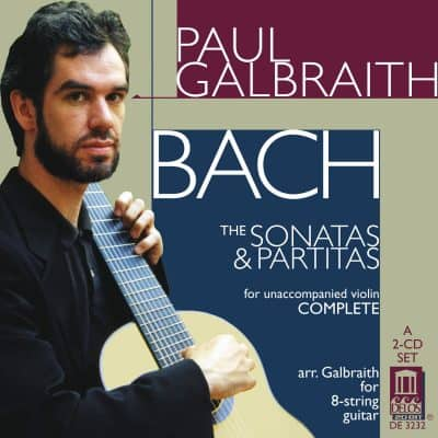 Paul Galbraith: Sonatas and Partitas