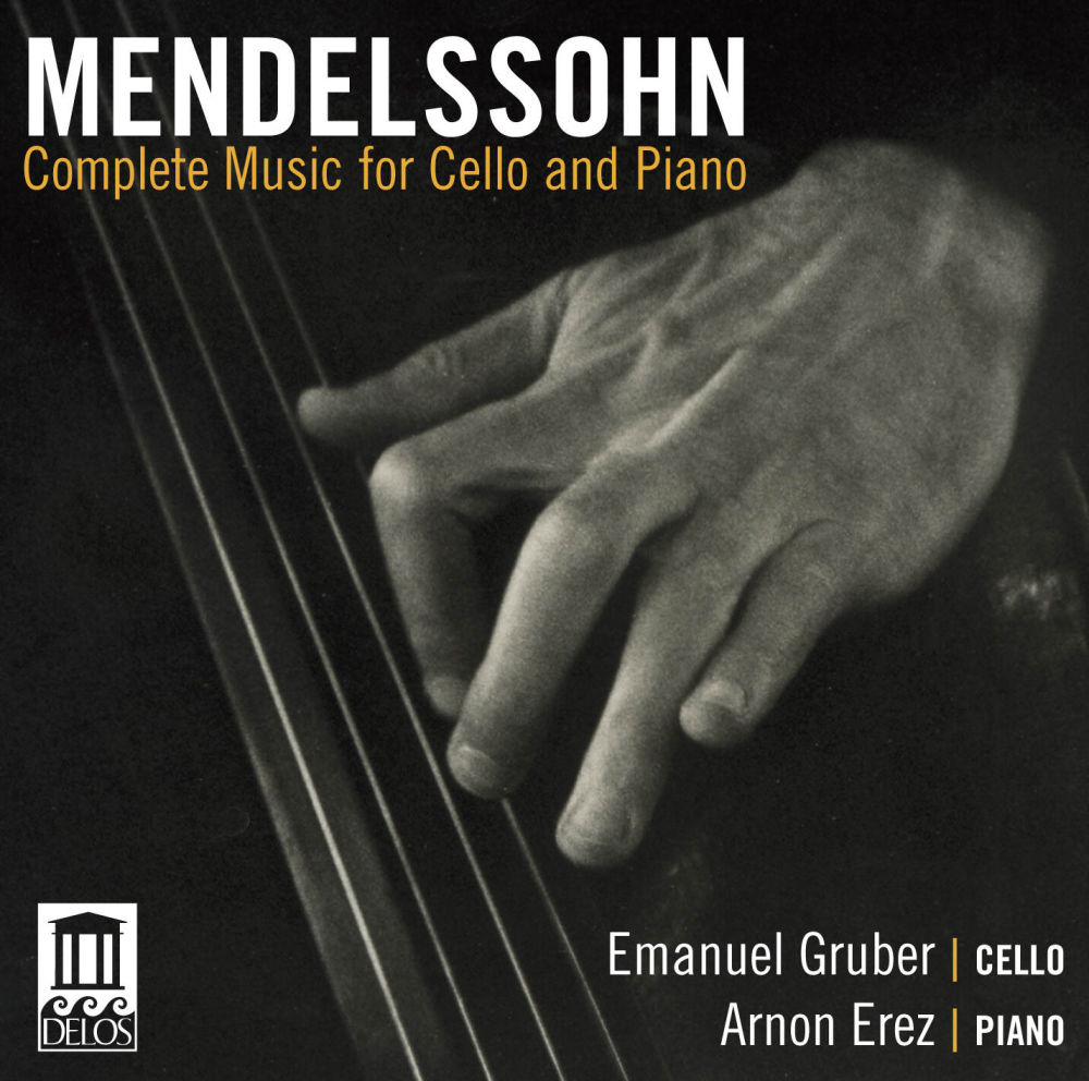 Mendelsshon: Complete Music for Cello and Piano