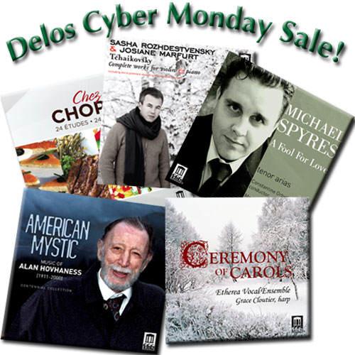 Delos Cyber Monday Sale