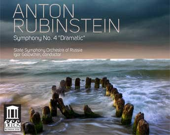 Rubinstein Symphony No. 4 Dramatic Featured