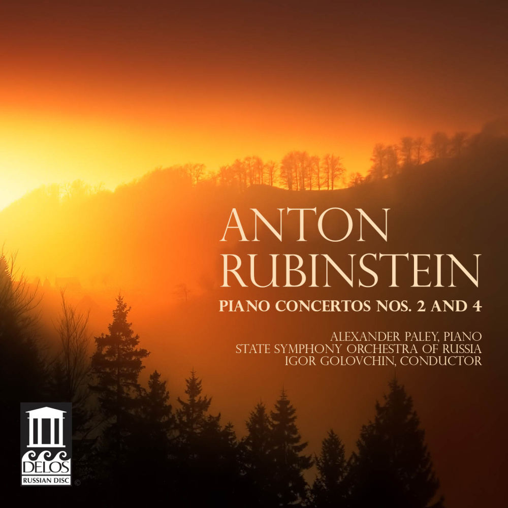 Rubinstein Piano Concertos No. 2 and 4