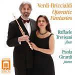 Trevisani: Verdi-Briccialdi Operatic Fantasies