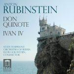 Anton Rubinstein: Don Quixote/Ivan IV | Delos Productions | cover art