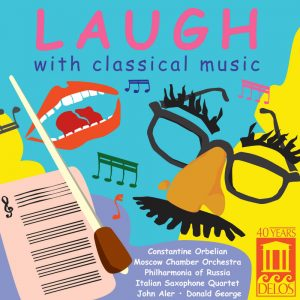MusicWeb International Loves Laugh With Classical Music