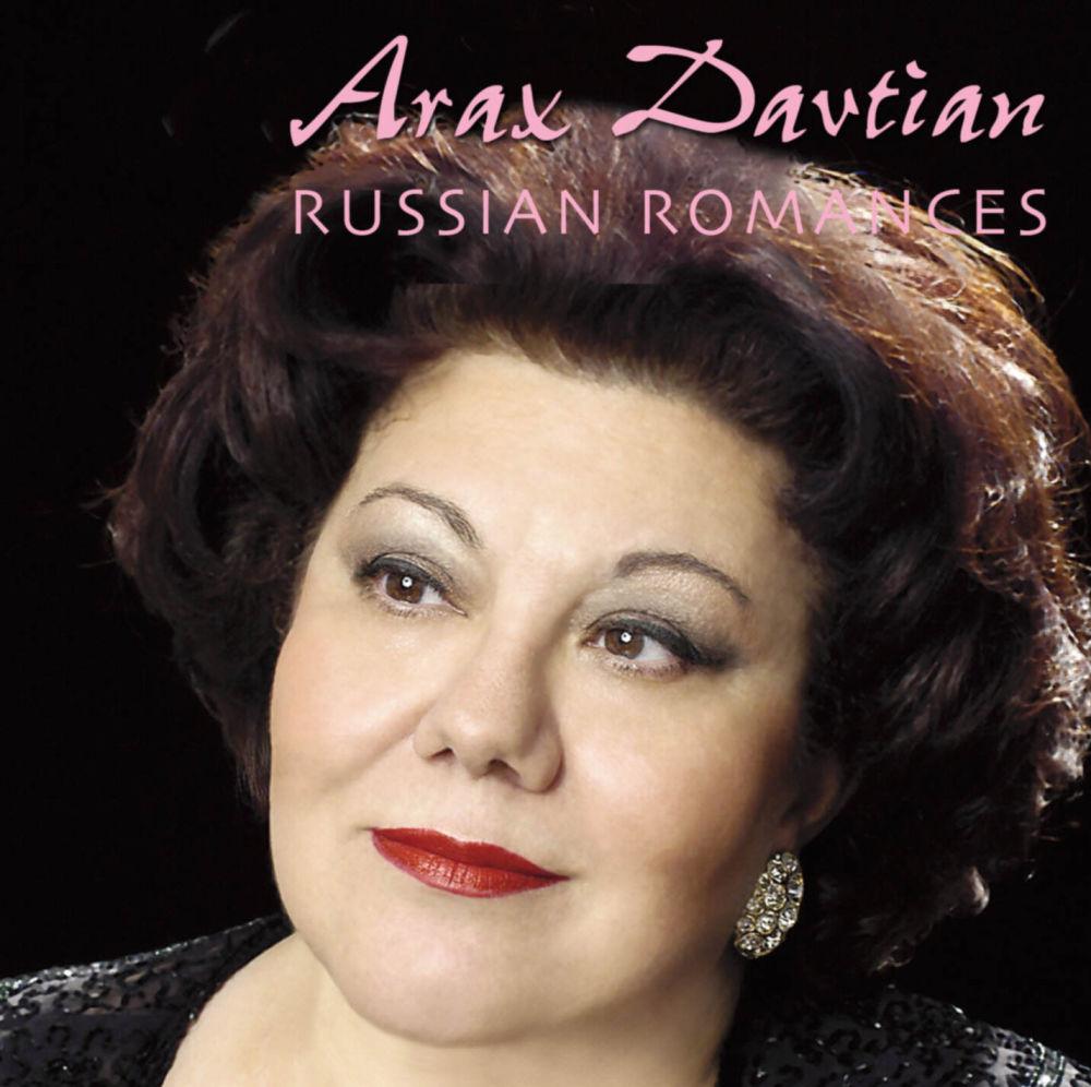 Arax Davtian - Russian Romances