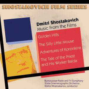 Shostakovich Film Music Vol. 5
