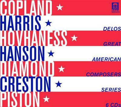 Great American Composers Series | Delos Productions