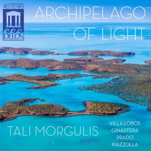 Archipelago of Light - Tali Morgulis | Delos Productions