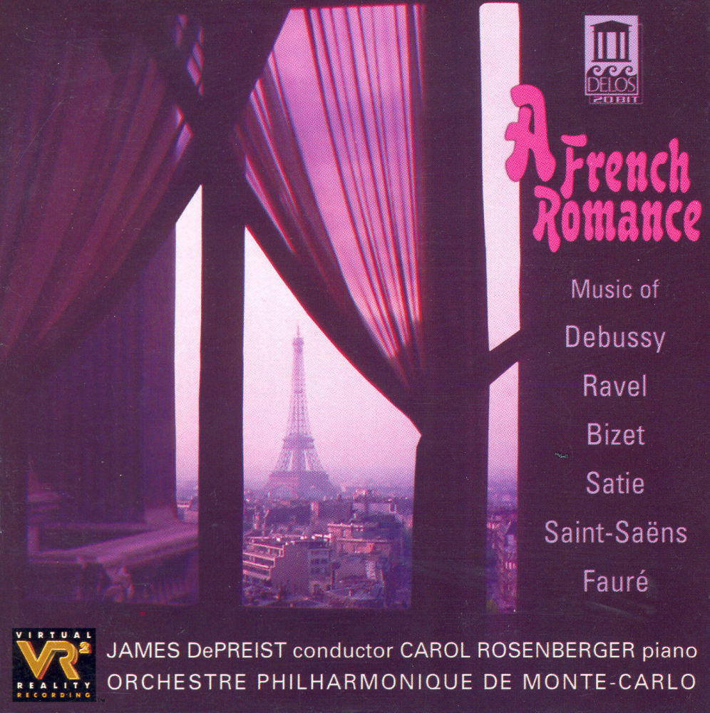 A French Romance - James DePreist - Carol Rosenberger - Featured Albums of the Week