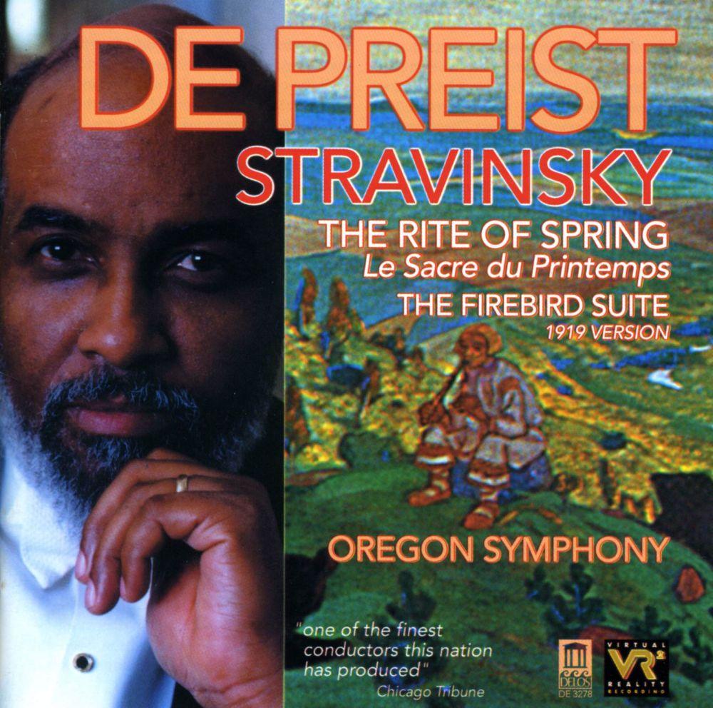 James DePreist - Stravinsky - Featured Albums of the Week