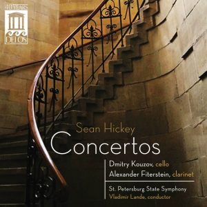 Sean Hickey Concertos | Digital Release | Delos Productions