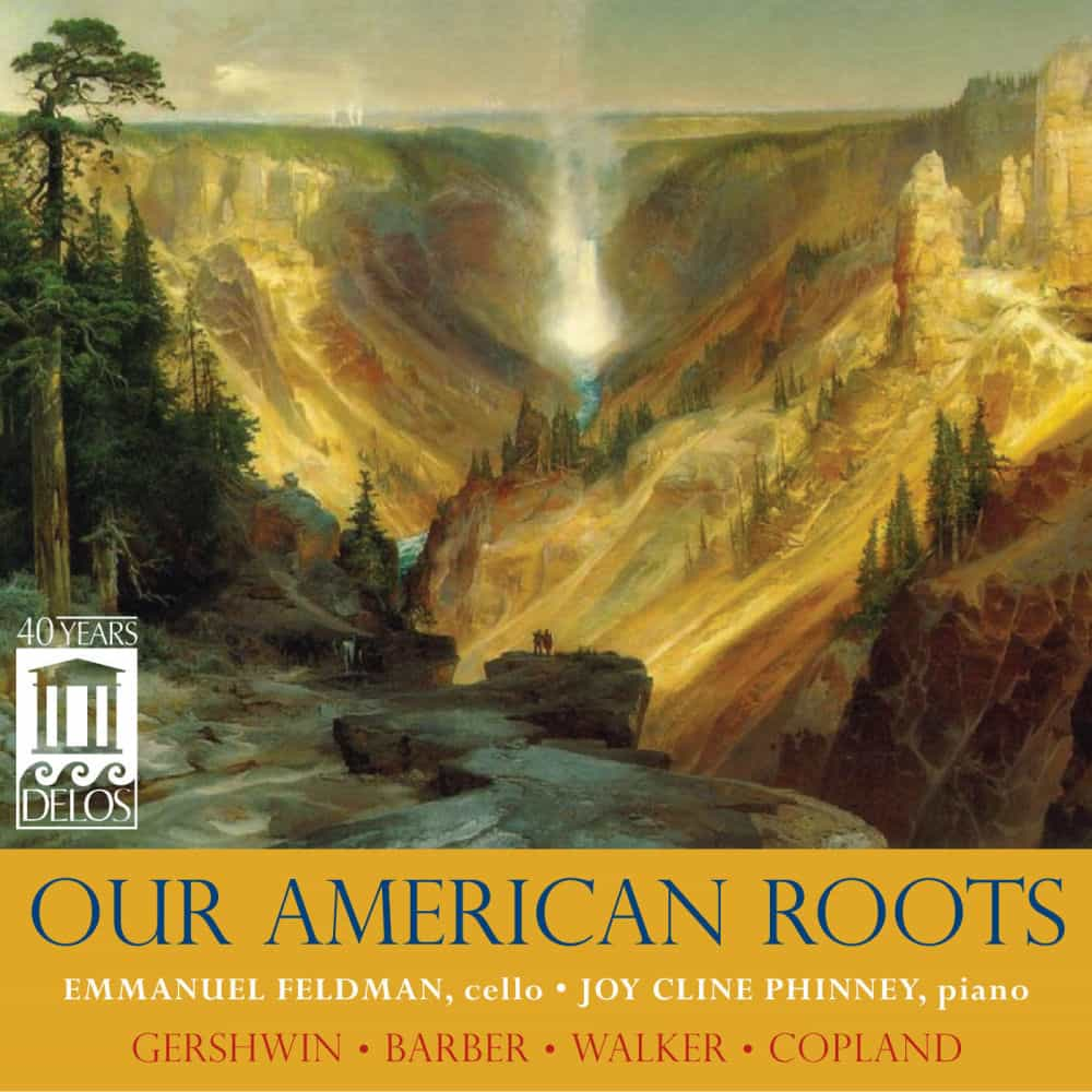 Our American Roots - Emmanuel Feldman - Joy Cline Phinney