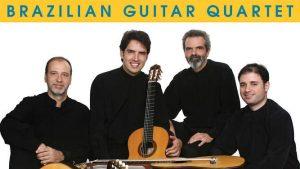 Brazilian Guitar Quartet