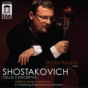 Shostakovich Cello Concertos - Dmitry Kouzov