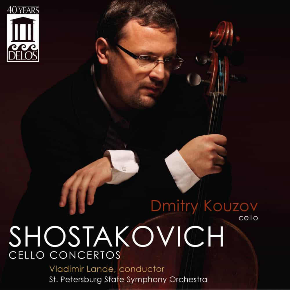 Shostakovich Cello Concertos - Dmitry Kouzov