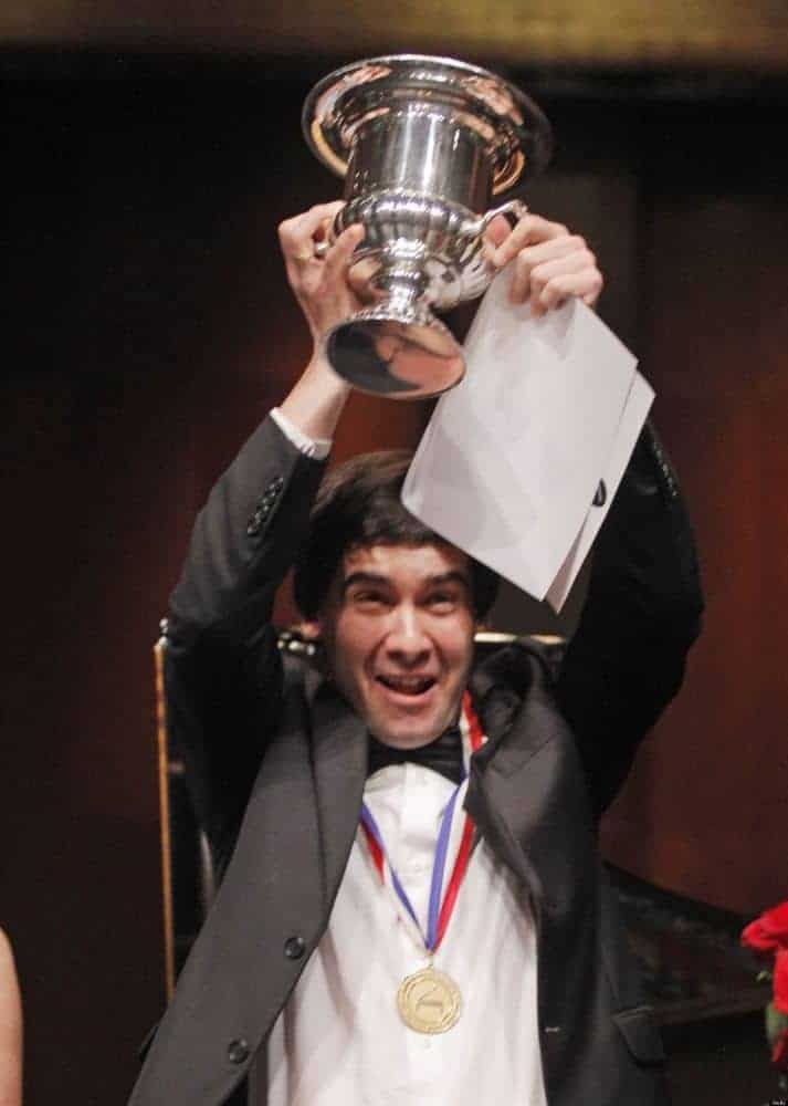 Vadym Kholodenko - iDuo - Cliburn Gold Medalist