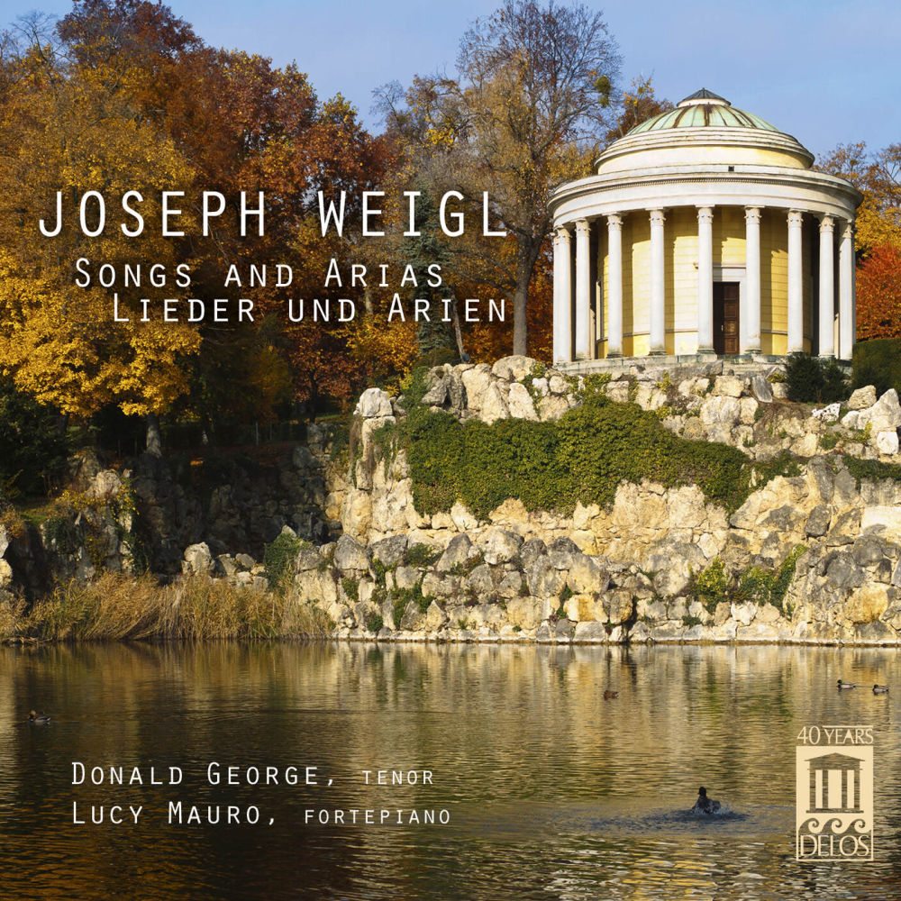 Notes And Texts On The Songs And Arias Of Joseph Weigl