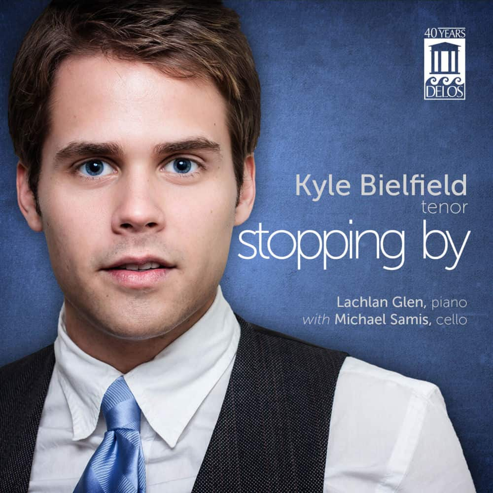 stopping by | Kyle Bielfield, tenor | Lachlan Glen, piano