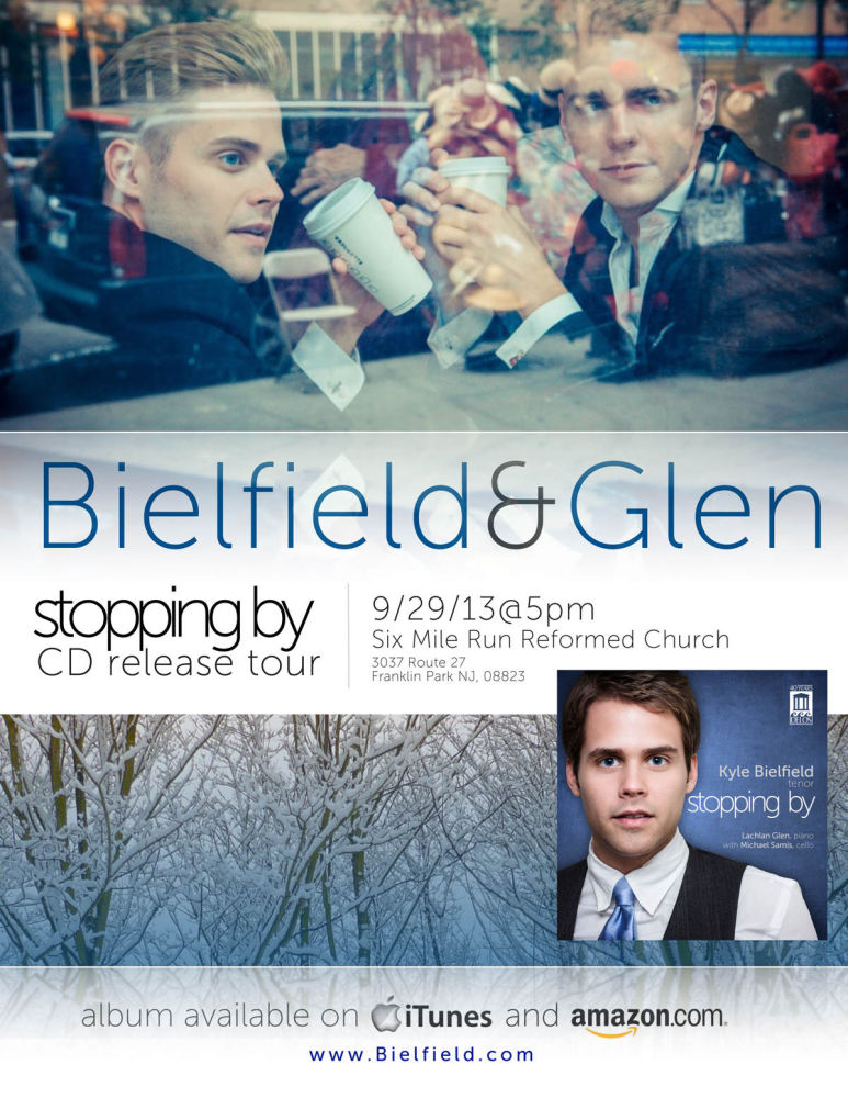 Bielfield & Glen stopping by CD Release Tour