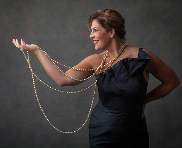 Sondra Radvanovsky Opera News Feature