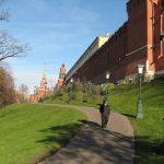 The Kremlin Wall | Mark Abel Guest Blog - Dinara Alieva