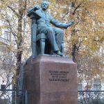 Tchaikovsky Statue | Mark Abel Guest Blog - Dinara Alieva