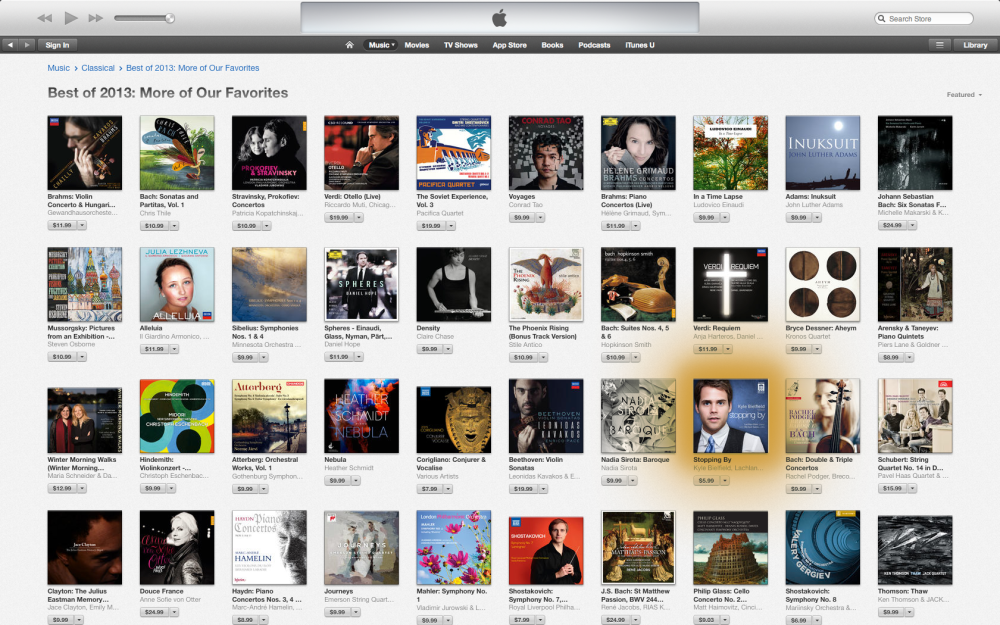 Kyle Bielfield | stopping by | iTunes Best of 2013