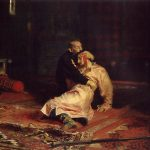 Ilya Repin — Ivan the Terrible and his son Ivan | Mark Abel guest blog