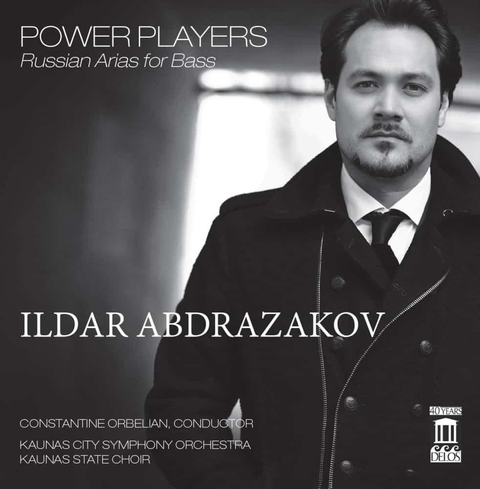 Digital Release: Ildar Abdrazakov — Power Players: Russian arias for Bass