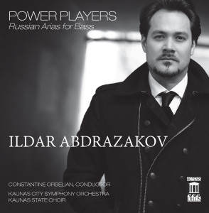 Power Players: Russian Arias for Bass — Ildar Abdrazakov