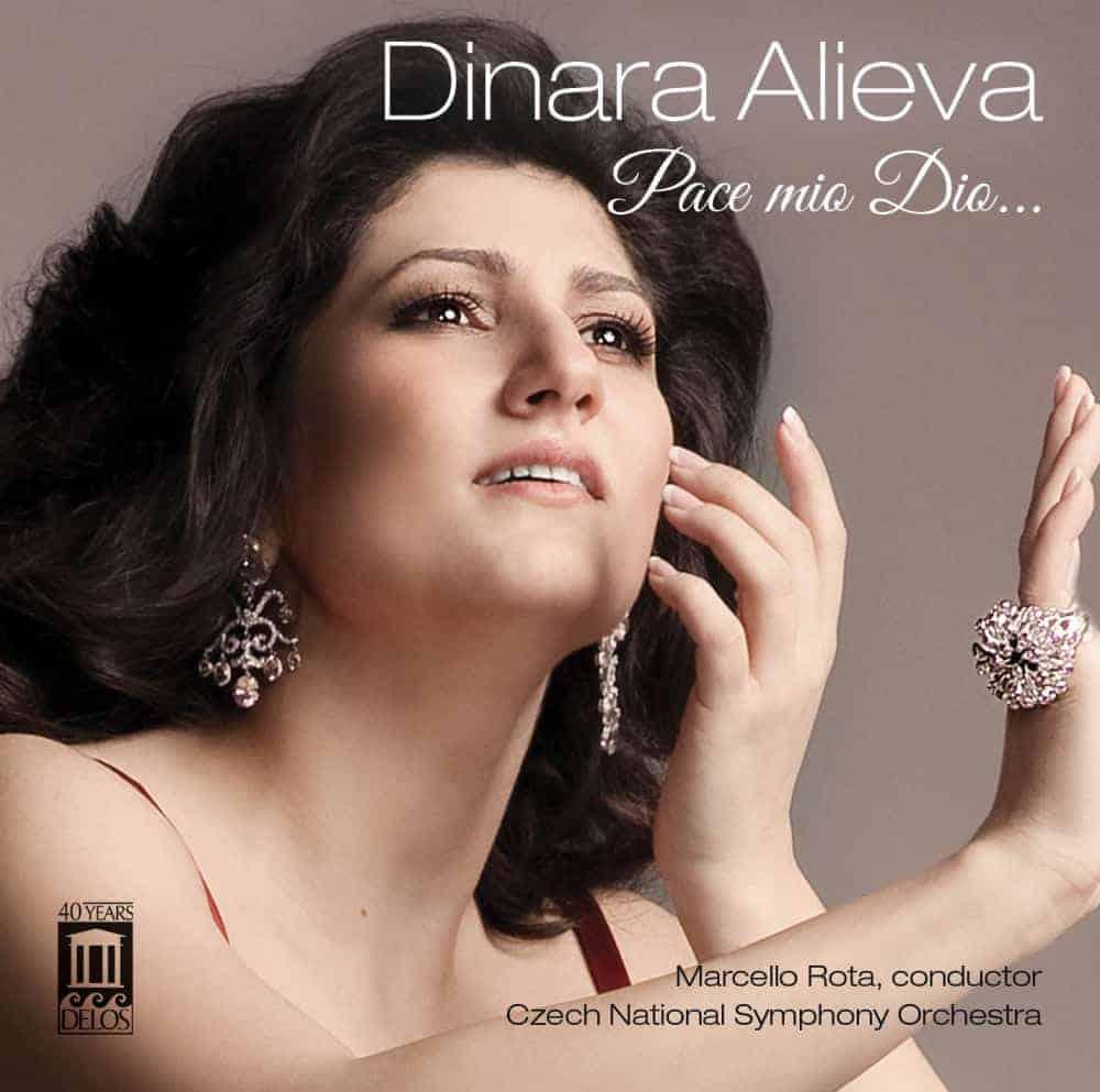 Pace mio Dio… Dinara Alieva Sings Italian Opera Arias