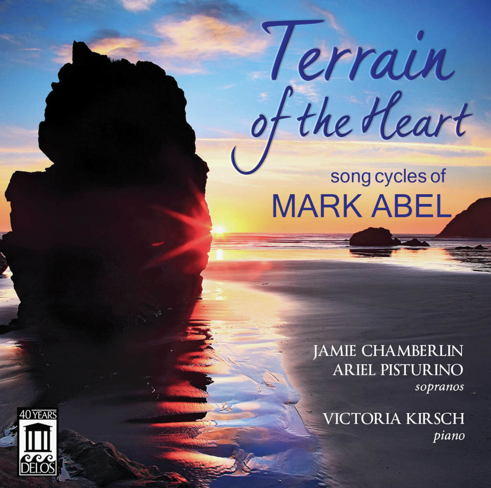 Mark Abel Terrain of the Heart Now Available for Streaming and Download