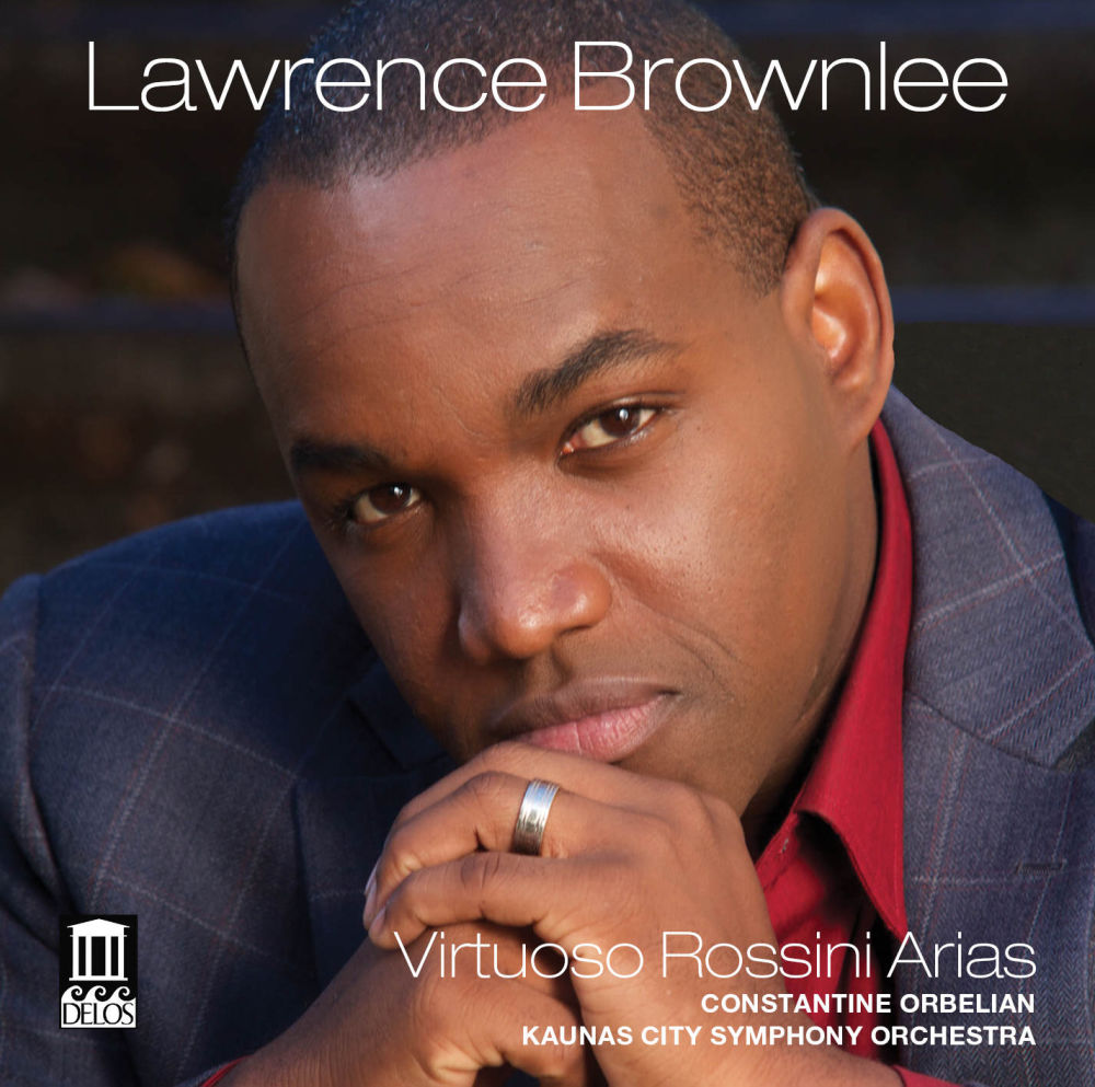 Lawrence Brownlee: Virtuoso Rossini Arias