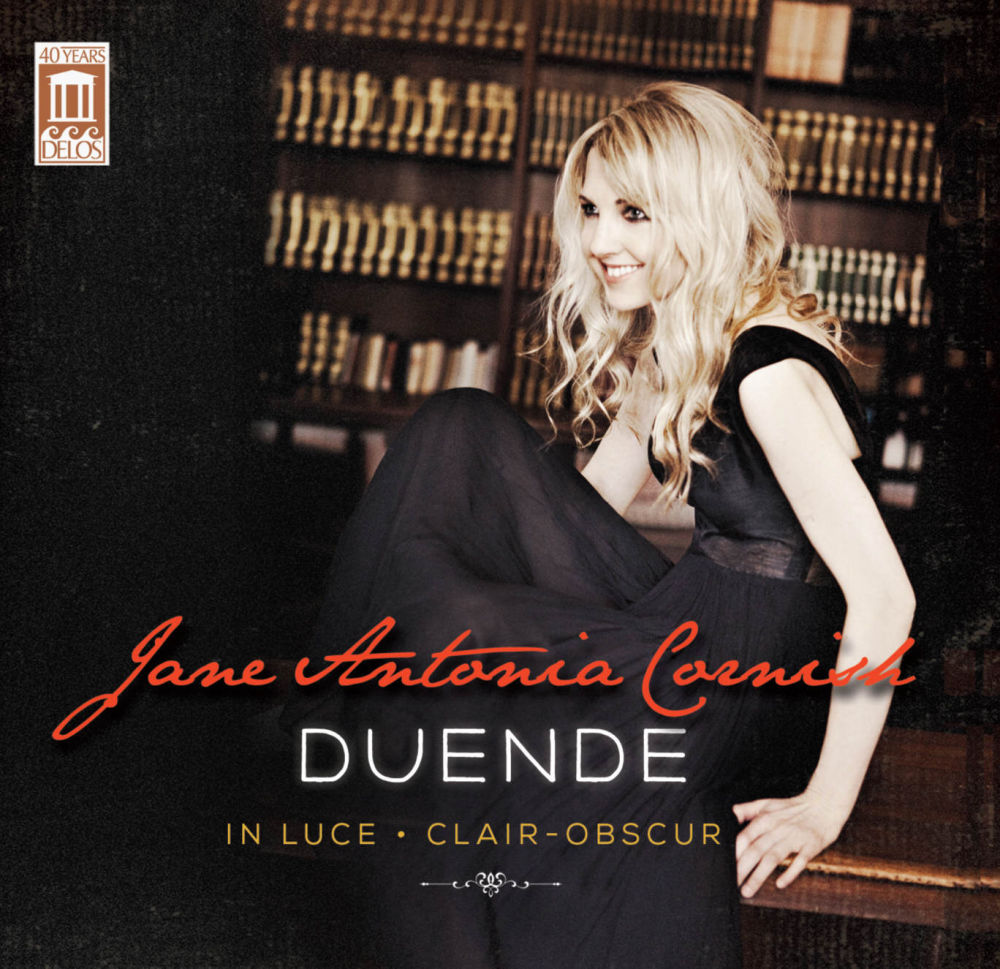 Duende: Chamber Music of Jane Antonia Cornish