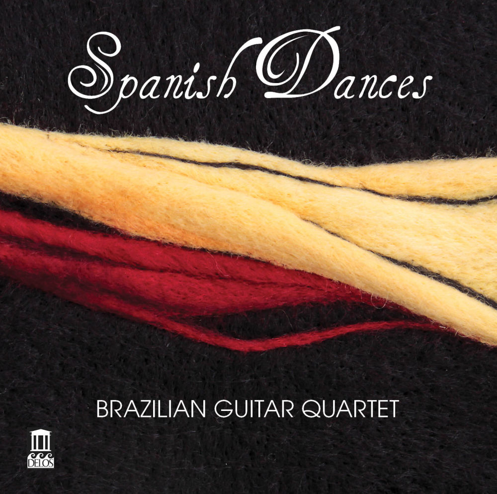 Spanish Dances: Brazilian Guitar Quartet