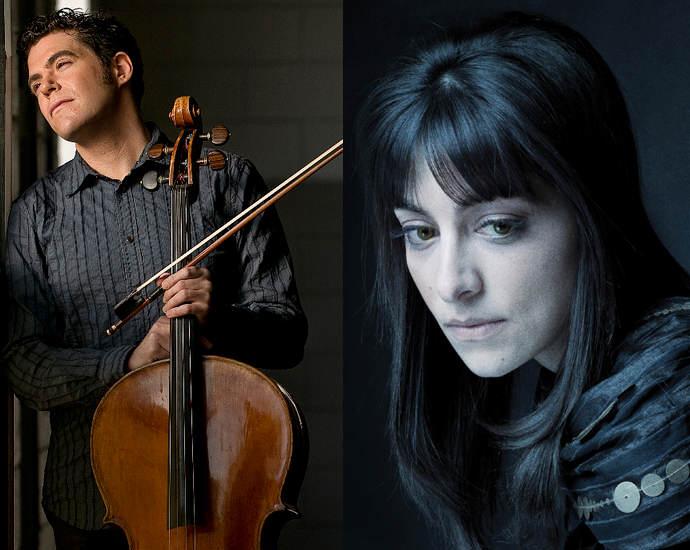 Tara Kamangar and Michael Samis