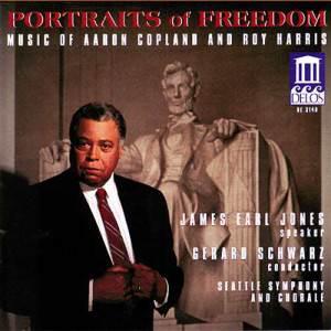 Portraits of Freedom - Copland/Harris