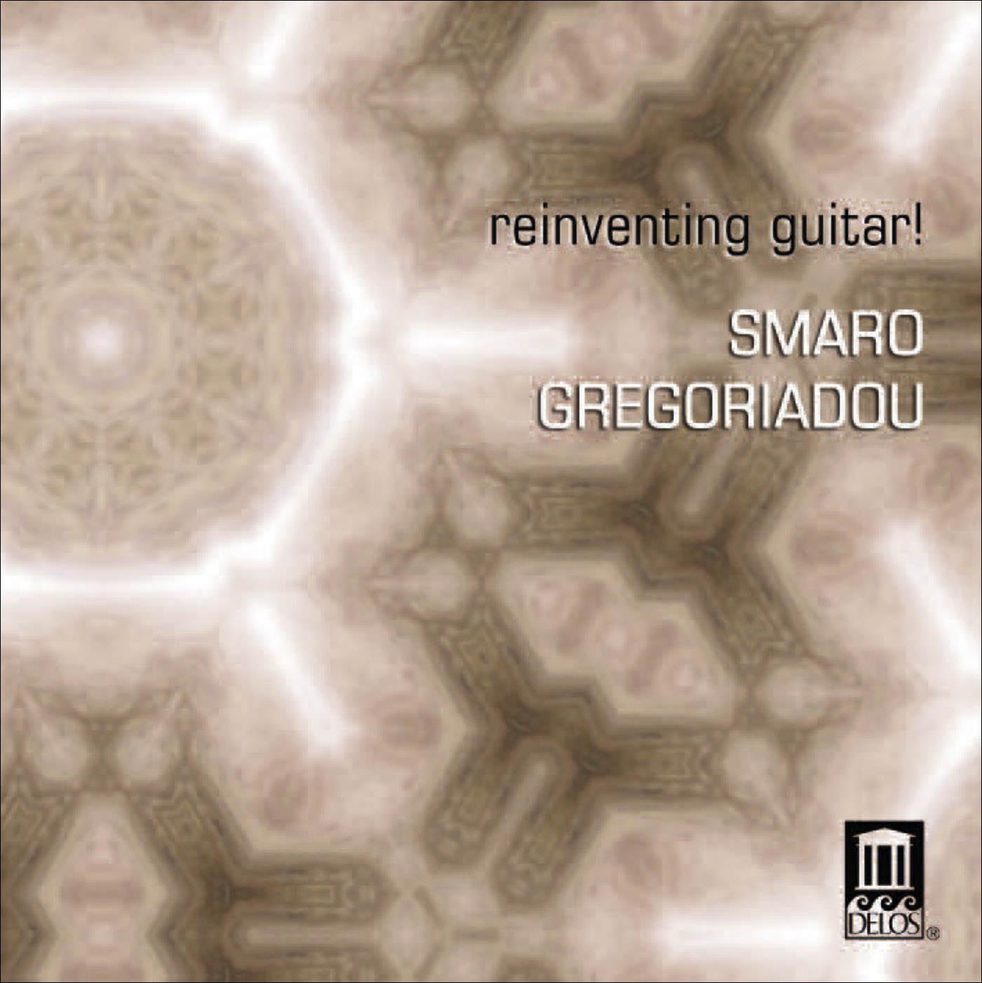 Reinventing Guitar! | Smaro Gregoriadou