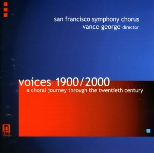 voices: 1900/200 — a choral journey through the twentieth century
