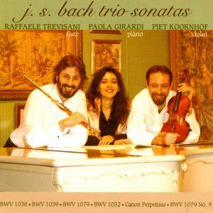 J. S. Bach: Trio Sonatas — Raffaele Trevisani, Paola Girardi and Piet Koornhof