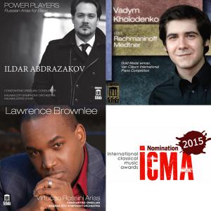 Delos Earns Three ICMA Nominations
