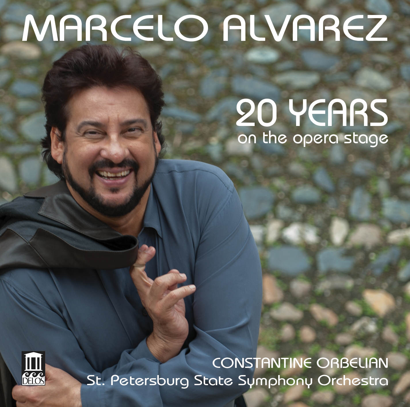 Marcelo Alvarez: 20 Years on the Opera Stage
