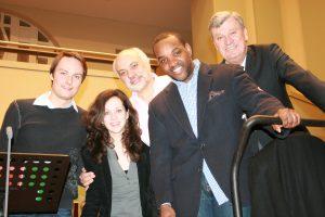 Virtuoso Rossini Arias — Vilius Keras, Alexandra Suchova, Constantine Orbelian, Lawrence Brownlee, Algimantas Treikausas