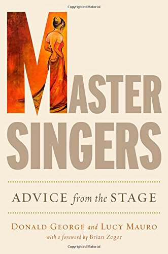 Donald George and Lucy Mauro — Master Singers