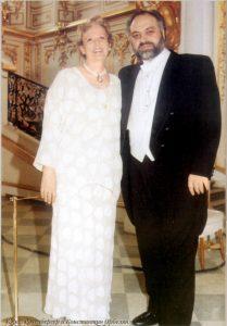 Constantine Orbelian and Carol Rosenberger