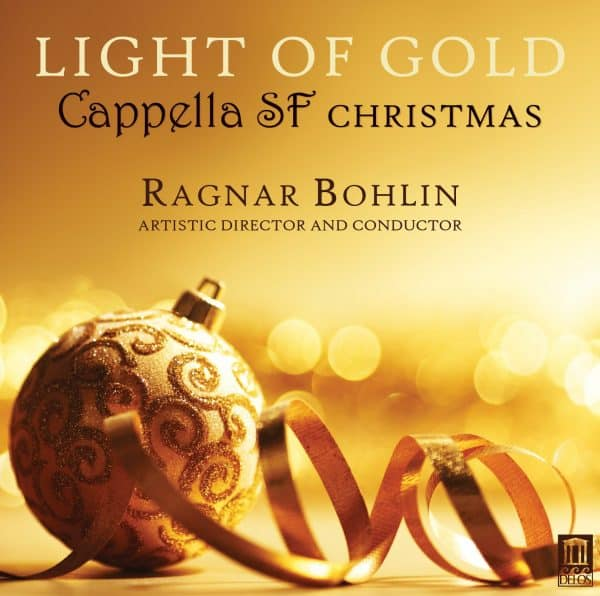 Light Of Gold — Cappella SF Christmas