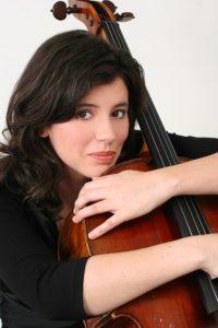 Louise Dubin, cellist