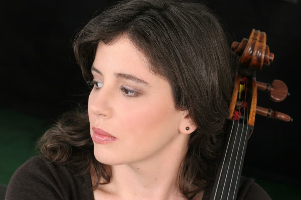 Louise Dubin, cellist | The Franchomme Project